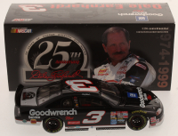 Dale Earnhardt Sr. LE #3 GM Goodwrench Service Plus 25th Anniversary 1999 Chevrolet Monte Carlo 1:24 Diecast Car at PristineAuction.com