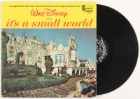 "Vintage 1964 Walt Disney ""It's a Small World"" Vinyl Record Album at PristineAuction.com"