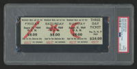 1969 Woodstock Unused Three Day Full Ticket (PSA 10) at PristineAuction.com