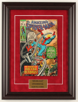 """Vintage 1970 """"Spider-Man"""" Issue #88 13.5x17.5 Custom Framed Comic Book Display at PristineAuction.com"""