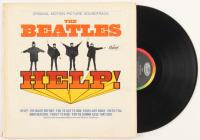 "The Beatles ""Help!"" Vinyl Record Album at PristineAuction.com"