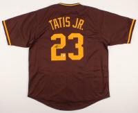 Fernando Tatis Jr. Signed Jersey (Beckett COA) at PristineAuction.com