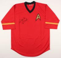 "Nichelle Nichols Signed ""Star Trek"" Uniform Shirt (Beckett COA) at PristineAuction.com"