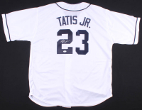 Fernando Tatis Jr. Signed Jersey (JSA COA) at PristineAuction.com
