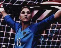 Hope Solo Signed Team USA 16x20 Photo (JSA COA) at PristineAuction.com