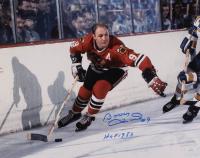 "Bobby Hull Signed Blackhawks 16x20 Photo Inscribed ""HOF 1983"" (JSA COA) at PristineAuction.com"