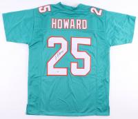 Xavien Howard Signed Jersey (PSA COA) at PristineAuction.com