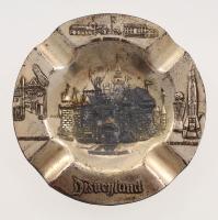 Vintage 1950's Disneyland Ashtray Plate at PristineAuction.com