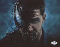 "Tom Hardy Signed ""Venom"" 8x10 Photo (PSA Hologram) at PristineAuction.com"