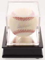 Don Drysdale Signed ONL Baseball with High Quality Display Case (PSA COA) at PristineAuction.com