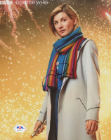 "Jodie Whittaker Signed ""Doctor Who"" 8x10 Photo (PSA Hologram) at PristineAuction.com"