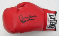 "Carmen Basilio Signed Everlast Boxing Glove Inscribed ""Hall of Fame"" (JSA COA) at PristineAuction.com"