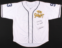 "Patrick Renna Signed Jersey Inscribed ""You're Killin' Me Smalls!"" (Beckett COA) at PristineAuction.com"