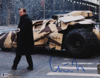 "Christopher Nolan Signed ""The Dark Knight Rises"" 11x14 Photo (Beckett COA) at PristineAuction.com"