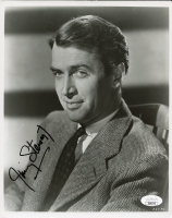 Jimmy Stewart Signed 8x10 Photo (JSA COA) at PristineAuction.com
