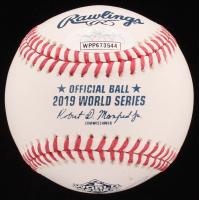 Howie Kendrick Signed 2019 World Series Baseball (JSA COA) at PristineAuction.com