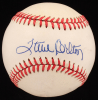 Steve Carlton Signed ONL Baseball (JSA COA) at PristineAuction.com