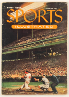 1954 Original First Issue Sports Illustrated Magazine at PristineAuction.com