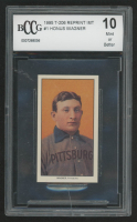 Honus Wagner 1995 Wagner T-206 Reprint IMT #1 (BCCG 10) at PristineAuction.com