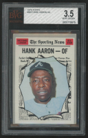Hank Aaron 1970 Topps #462 AS (BVG 3.5) at PristineAuction.com