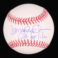"Ryne Sandberg Signed OML Baseball Inscribed ""Cub For Life"" (Beckett COA) at PristineAuction.com"