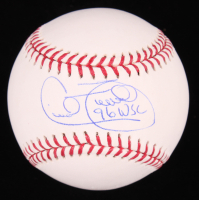 "Cecil Fielder Signed OML Baseball Inscribed ""96 WSC"" (Beckett COA) at PristineAuction.com"