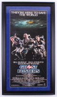 """""""Ghostbusters"""" 17.5x30.5 Custom Framed Movie Poster Display at PristineAuction.com"""