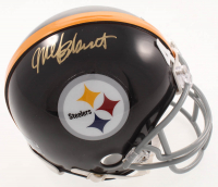 Mel Blount Signed Steelers Mini-Helmet (TSE COA) at PristineAuction.com