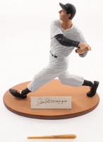 Joe DiMaggio Signed LE 1989 Yankees Gartlan Figurine (Gartlan Authentic) at PristineAuction.com