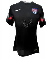 """Tim Howard Signed Team USA Jersey Inscribed """"USA"""" (JSA COA & Howard Hologram) at PristineAuction.com"""