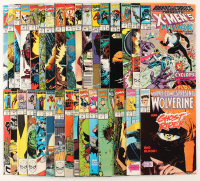 "Lot of (32) ""Marvel Comics Presents"" Marvel Comic Books at PristineAuction.com"