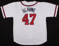Tom Glavine Signed Jersey (Beckett COA) at PristineAuction.com