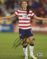 Alex Morgan Signed Team USA 8x10 Photo (Beckett COA) at PristineAuction.com