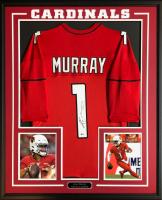 Kyler Murray Signed 34.5x42.5 Custom Framed Jersey (Beckett COA) at PristineAuction.com