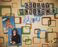 Kristy McNichol Signed 8x10 Photo (MAB Hologram) at PristineAuction.com