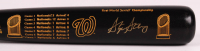 Stephen Strasburg Signed LE Louisville Slugger 2019 World Series Commemorative Baseball Bat (MLB & Fanatics Hologram) at PristineAuction.com