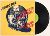 """Adam Ant Signed """"Too Old to Rock 'n' Roll: Too Young to Die!"""" Vinyl Record Album (JSA COA) at PristineAuction.com"""
