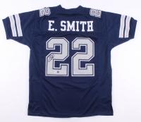 Emmitt Smith Signed Jersey (Beckett COA & Prova COA) at PristineAuction.com
