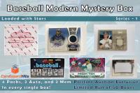 Cardboard Hits Modern Mystery Box - Series 4 Baseball Edition at PristineAuction.com