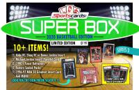 "Sportscards.com ""SUPER BOX"" 10+ HITS PER BOX!! BASKETBALL Edition Mystery Box - Series 3 at PristineAuction.com"