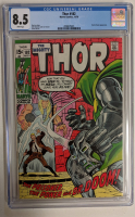 "1970 ""Thor"" Issue #182 Marvel Comic Book (CGC 8.5) at PristineAuction.com"