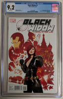 "2010 ""Black Widow"" Issue #1 Marvel Comic Book (CGC 9.2) at PristineAuction.com"