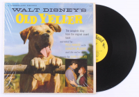 "Vintage Walt Disney ""Old Yeller"" Vinyl Record Album at PristineAuction.com"
