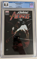"2019 ""Savage Avengers"" Issue #1 Gabriel Dell'Otto Limited Variant Marvel Comic Book (CGC 8.5) at PristineAuction.com"