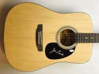 John Prine Signed Acoustic Guitar (JSA COA) at PristineAuction.com