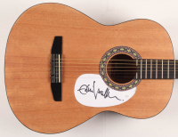 "Eddie Vedder Signed 38"" Acoustic Guitar (JSA LOA) at PristineAuction.com"