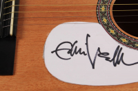 """Eddie Vedder Signed 38"""" Acoustic Guitar (JSA LOA) at PristineAuction.com"""