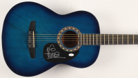 "Vanilla Ice Signed 39"" Acoustic Guitar (JSA COA) at PristineAuction.com"