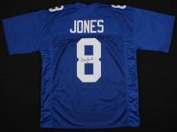 Daniel Jones Signed Jersey (JSA COA) at PristineAuction.com