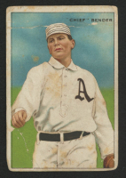 Chief Bender 1912 T227 Series of Champions #2 at PristineAuction.com